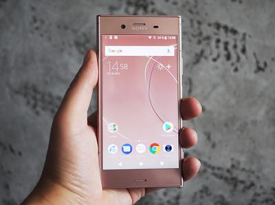 Обзор смартфона Sony Xperia XZ1: верность стилю