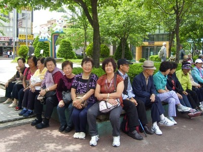 Стареющее население - ключевой риск для стран Азии
