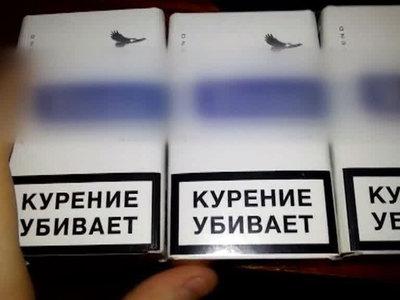 В России изменился дизайн сигаретных пачек