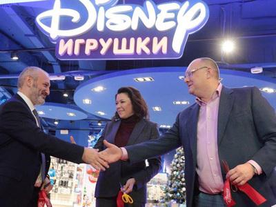 В ЦДМ на Лубянке открылся волшебный мир Disney