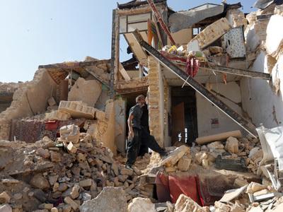Землетрясение в Иране: число жертв возросло до 521