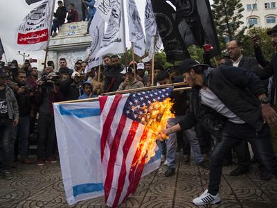 День гнева начнется в пятницу: ХАМАС объявил о начале новой интифады