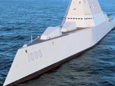 Поломка в 4,5 миллиарда: у американского суперэсминца Zumwalt отказало оборудование