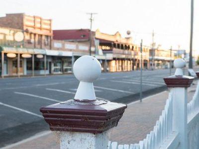 Австралийский город хотел шумно отпраздновать юбилей, но опоздал на три года