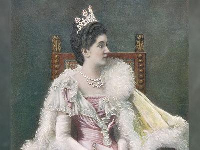 Останки королевы Италии Елены перезахоронили в Пьемонте