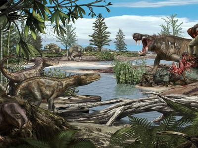 Палеонтологи провели беспрецедентное исследование экосистем пермского периода