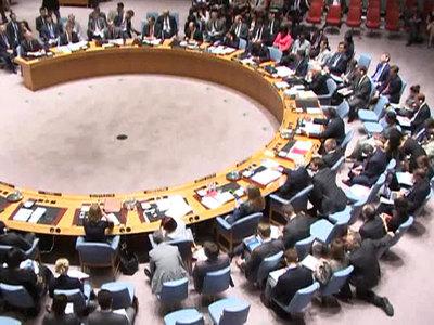 Россия пригрозила наложить вето на резолюцию Совбеза по химическому оружию в Сирии