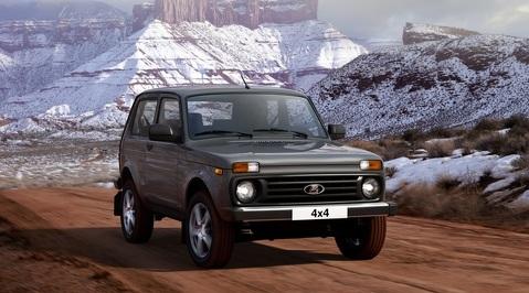 В России стартовали продажи обновленной Lada 4x4: объявлены цены