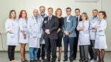 Команда создателей уникального отечественного 3D-биопринтера