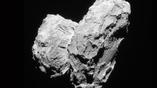Комета 67P была сформирована из двух небольших космических тел