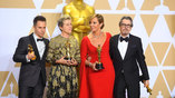 Sam Rockwell, Frances McDormand , Allison Janney and Gary Oldman