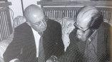 Витторио Страда и Александр Солженицын, Троице-Лыково 2001 г.
