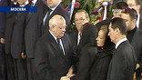Проститься пришли и оппоненты Ельцина (не в этом ли тоже признание масштаба личности?)