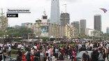 Отголоски подземных толчков докатились до столицы быстрее, чем сообщения информагентств