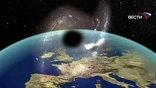 При столкновении частиц в ускорителе коллайдера могут образоваться межвременные завихрения или черная дыра
