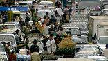 В Каире живет 18 миллионов человек, а в городе всего 9 светофоров