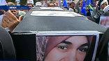 Мусульманка пришла на процесс, чтобы дать показания против немца, который ее оскорбил. Но тот зарезал ее на глазах у всех