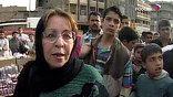 """""""Мы стараемся закупить как можно больше, потому что во время бомбардировок все магазины будут закрыты..."""", - говорит жительница Багдада"""