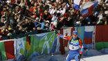 Евгений Устюгов - золото в биатлоне (масс-старт на 15 км). Фото AP