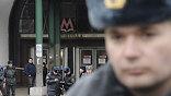 Теракты в московском метро (фото ИТАР-ТАСС)
