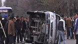 Назначенный временным правительством Киргизии главой МВД Болотбек Шерниязов разрешил своим сотрудникам применять оружие против мародеров