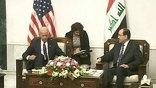 В Ираке за сменой командования накануне наблюдал вице-президент США Джозеф Байден