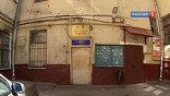 """Детский военно-патриотический клуб """"Юные орлята флота"""" занимает почти весь подвал жилого дома в самом центре, возле Тверской, в Старопименовском переулке. Рядом - две школы."""