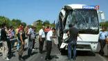В данный момент почти все туристы из разбившегося автобуса доставлены в свои отели