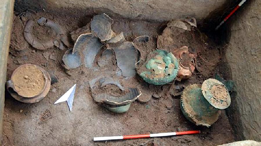 Найденные клады, с 28 ноября по 4 декабря, 2016, found treas.