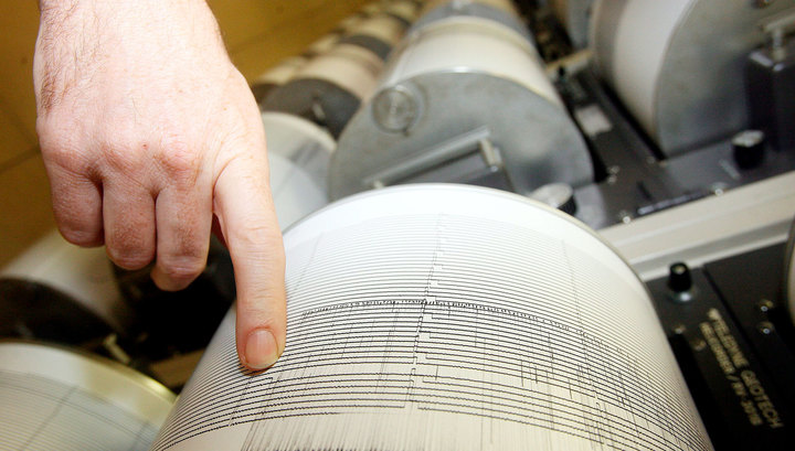 Ранним утром в Китае произошло сильное землетрясение