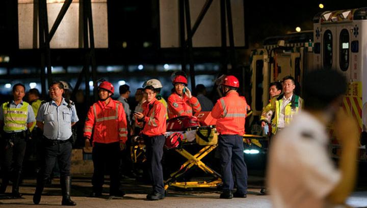 Взрыв на заводе в Китае: семь человек погибли и пять пострадали