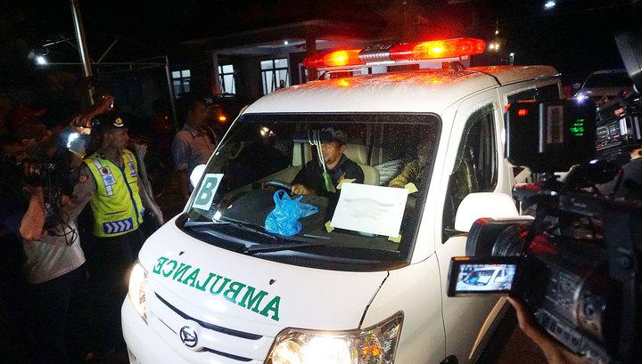 В Рио-де-Жанейро автомобиль наехал на пешеходов, 15 человек пострадали