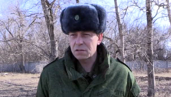 Украинские диверсанты вывезли в Мариуполь похищенного ополченца