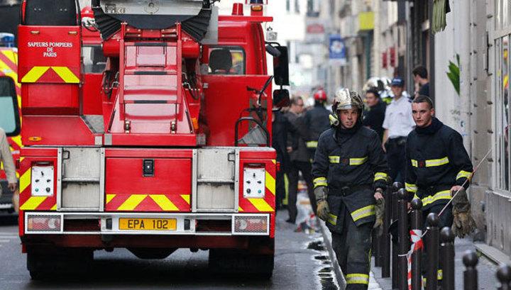 На юге Франции 200 человек тушат новый пожар