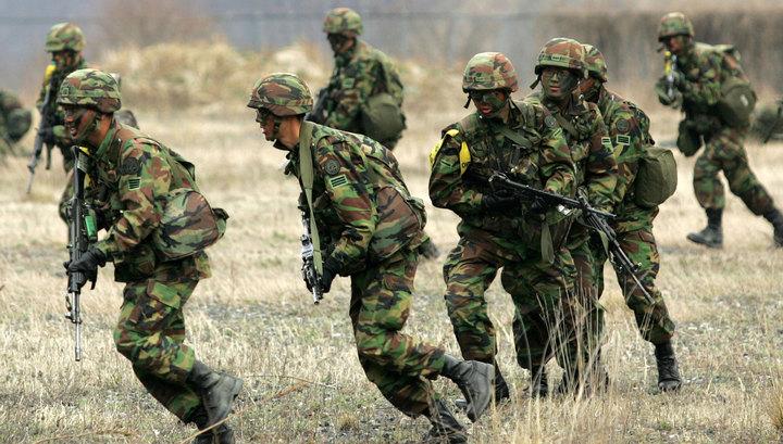 США и Южная Корея начали военные учения Key Resolve