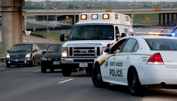 В Далласе рухнул башенный кран: один человек погиб, шестеро ранены