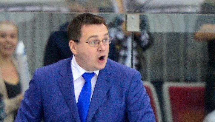 """Андрей Назаров продлил контракт с """"Нефтехимиком"""""""