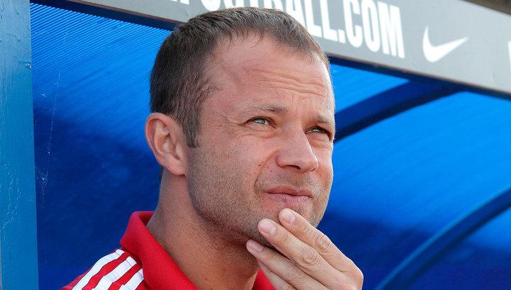"""Тренер """"Тосно"""" Парфенов: после первого гола игроки подумали, что уже выиграли кубок"""