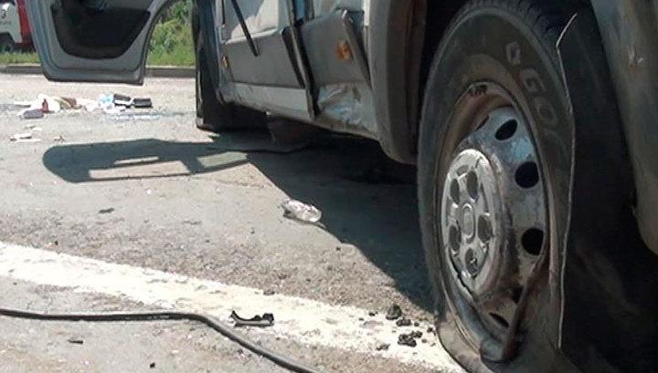 ДТП под Курском: один человек погиб, четверо пострадали