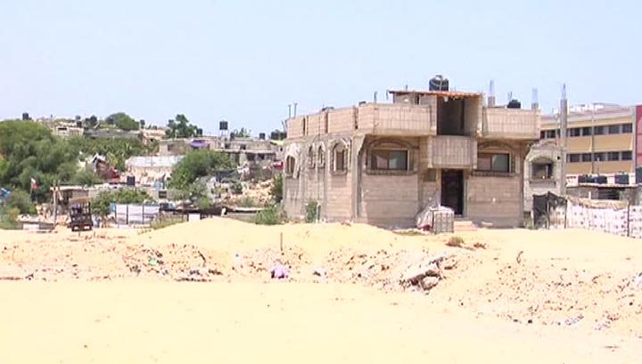 Израиль уничтожит все тоннели ХАМАС и возведет стену на границе с сектором Газа