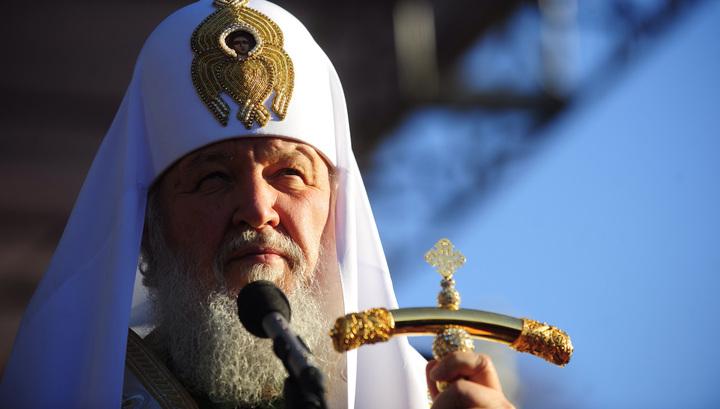 Патриарх Кирилл: трагедию в Одессе устроили люди, находившиеся под властью дьявола