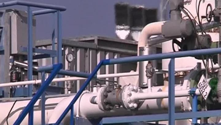 Киев прокомментировал сокращение транзита российского газа через Украину