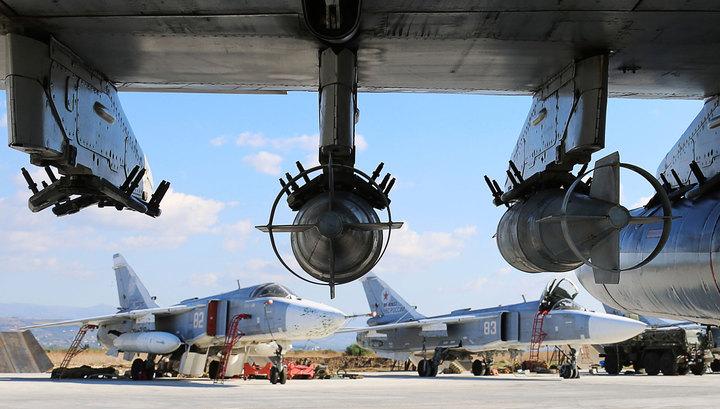 Отражена атака беспилотников на российскую базу в Сирии