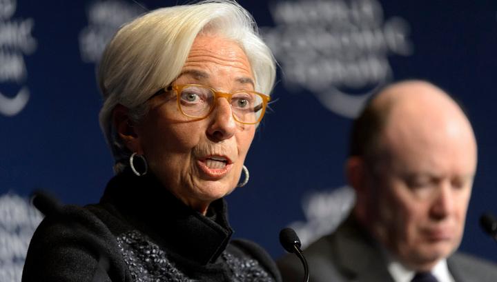 Лагард назвала главную угрозу мировой экономике