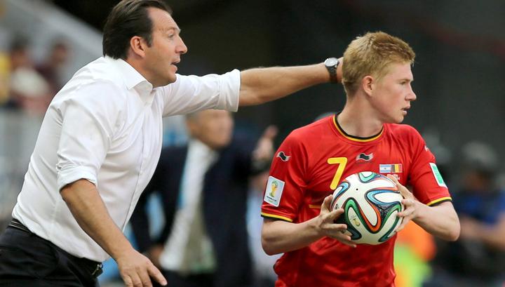 "Игрок ""Манчестер Сити"" Кевин де Брейне получил серьезную травму колена"