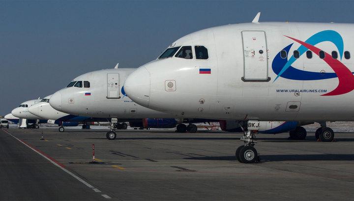 Недомогание и пьянство: самолет, летевший из Москвы в Дубай, сел в Волгограде