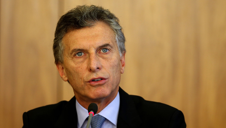 Президент Аргентины посетит Россию с официальным визитом