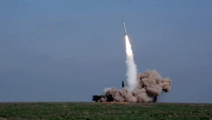 Индийские военные сбили космический аппарат