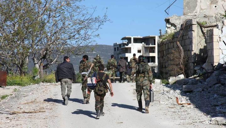 У сирийских боевиков нашли европейскую аппаратуру РЭБ