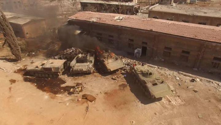 Под Африном курдские отряды убили 40 турецких солдат и боевиков